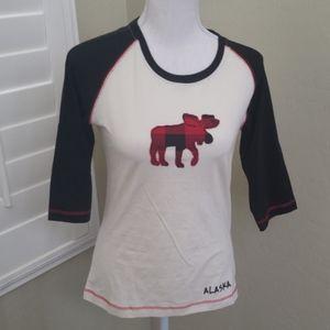 NWOT Alaska shirt